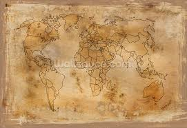 old map wallpaper wall mural wallsauce usa old map wall mural photo wallpaper