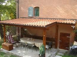 preventivo tettoia in legno tende per tettoie in legno tb85 pineglen