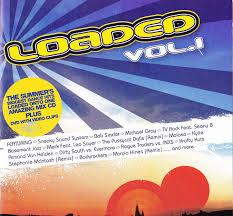 Basement Jaxx Hush Boy Loaded Volume 1 Hitparade Ch