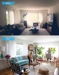 design my livingroom 15 impressive before and after photos of living room remodels