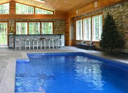 indoor pool bar home design ideas