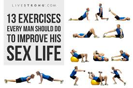 13 exercises every man should do to improve his life