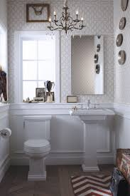 Bathrooms Idea Wallpapered Bathrooms Ideas Bibliafull Com