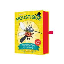moustique dans ma chambre jeu de cartes moustique pour enfant de 4 ans à 6 ans oxybul