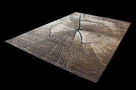 tappeto disegno tappeto da salotto di design motivo tronco d albero disegno