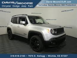 new jeep renegade 2017 jeep renegade wichita ks jeep dealer davis moore cdjr