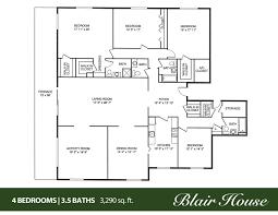 100 4 bedroom 3 bath floor plans home design 4 bedroom