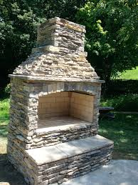 Diy Outdoor Fireplace Kits by Beautiful Diy Outdoor Fireplace Kits Contemporary Interior