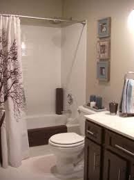ideas for bathroom curtains shower curtain ideas small bathroom decorating mellanie design