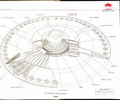 Air Force One Diagram Us Air Force U0027s 1950s Supersonic Flying Saucer Declassified