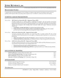 Sample Resume For Newly Graduated Student by New Grad Rn Resume Examples Stylist Design Ideas Travel Nurse