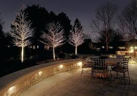 Garden Patio Lights Landscaping Wall Lights High Retaining Wall Landscape Contemporary