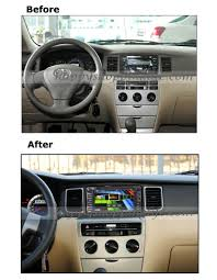 toyota echo toyota echo auto radio dvd gps navigation digital tv ipod rds