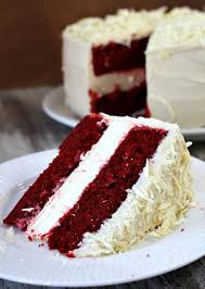 red velvet cheesecake cake recipe sweet dreams pinterest