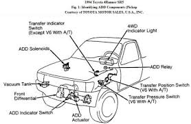 problems with toyota 4runner 1994 toyota 4runner 4 wheel drive problem transmission problem