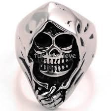 aliexpress buy u7 classic fashion wedding band rings 15 ideas of men s skull wedding bands