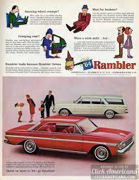rambler car insist on more in u002764 go rambler click americana