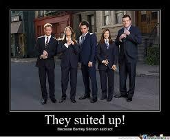 Suit Meme - suit up by veronique meme center