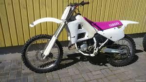 yamaha yz 125 125 cm 1994 oulu motorcycle nettimoto
