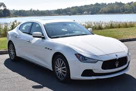 used maserati ghibli 2014 maserati ghibli s q4 stock 7285 for sale near great neck
