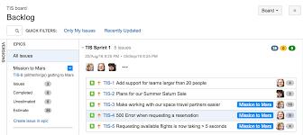 Tis Service Desk Means Epics Stories Versions And Sprints The Agile Coach