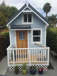Craftsman Home Craftsman Tiny House Tiny House Swoon A 200 Square Feet Tin