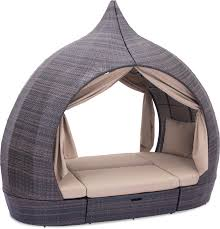 Outdoor Day Bed by Reena Outdoor Daybed Brown And Beige Value City Furniture