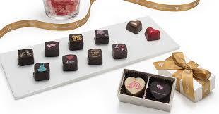 wedding gift hong kong w chocolate hong kong handcrafted chocolate