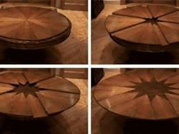 table spinning center designs dining table for 6 with leaf remodel hunt