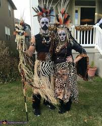 Voodoo Costumes Halloween 87 Tiki Costumes Images Halloween Ideas