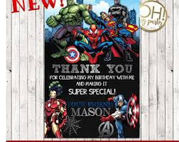 avengers thank you etsy
