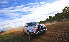 mitsubishi outlander off road mitsubishi outlander phev unleashed as baja portable 500 cross