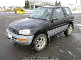 toyota rav4 convertible for sale toyota rav4 for sale used stock list be forward japanese used
