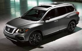nissan pathfinder platinum white nissan expands u201cmidnight edition u201d package to six models