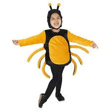 Honey Bee Halloween Costume Halloween Spider Toddler Costume 2t 4t Target