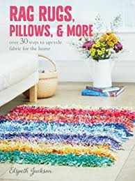 Crochet Oval Rag Rug Pattern Rag Rugs Revised Edition 16 Easy Crochet Projects To Make With