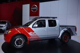 nissan frontier aftermarket wheels cummins powered nissan frontier concept versa note sr debut at