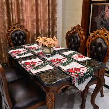 Online Get Cheap Placemats Table Runners Aliexpresscom Alibaba - Dining room table placemats
