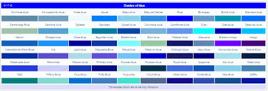 shades of gray names list of colors and name of their shades shopping style and us