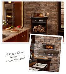 Pizza Kitchen Design Wood Hybrid Pizza Ovens Ken Kitchen Designs Ny