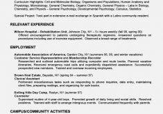 pleasant resume example for college student 6 resume templates