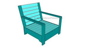 Wood Patio Chair Plans Free by Outdoor Wood Furniture Plans