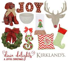 Kirkland Christmas Outdoor Decorations by Prepare For Christmas Decor With Dixie Delights My Kirklands Blog