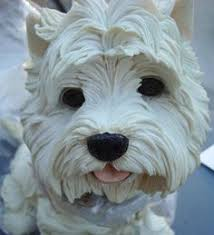 size westie statue i figurines and