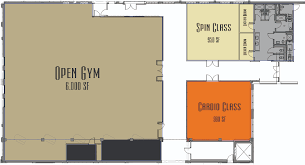 east 9 at pickwick plaza announces that city gym is opening an