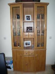 esszimmer buche vitrine buche in kelkheim haushalt möbel gebraucht und neu
