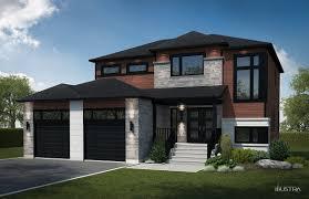 modele maison plain pied 4 chambres maison moderne plain pied 4 chambres 15 plans de maison en 3d