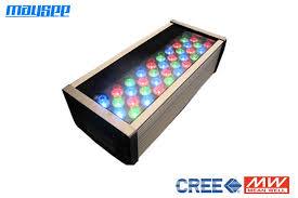 ultra bright outdoor color changing led flood lights 36w with