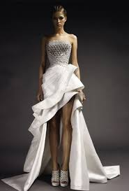 versace wedding dresses 30 cool wedding dresses for edgy whimsy brides versace versace