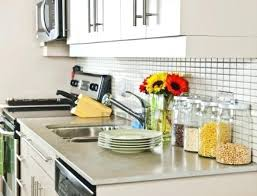 Ideas For Decorating Kitchen Countertops Kitchen Counter Decor Ideas Guest Bathroom Tiered Tray More